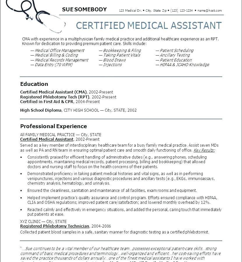 Best Medical Resume Templates