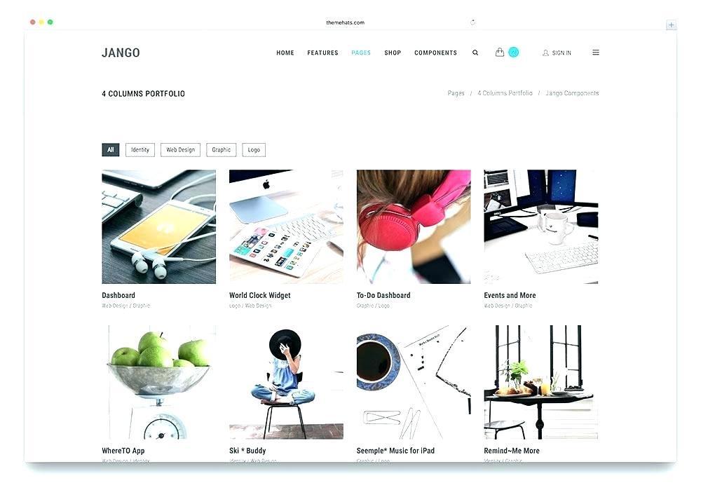 Best Portfolio Website Templates Free Download