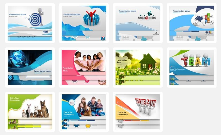 Best Powerpoint Presentation Templates Free Download