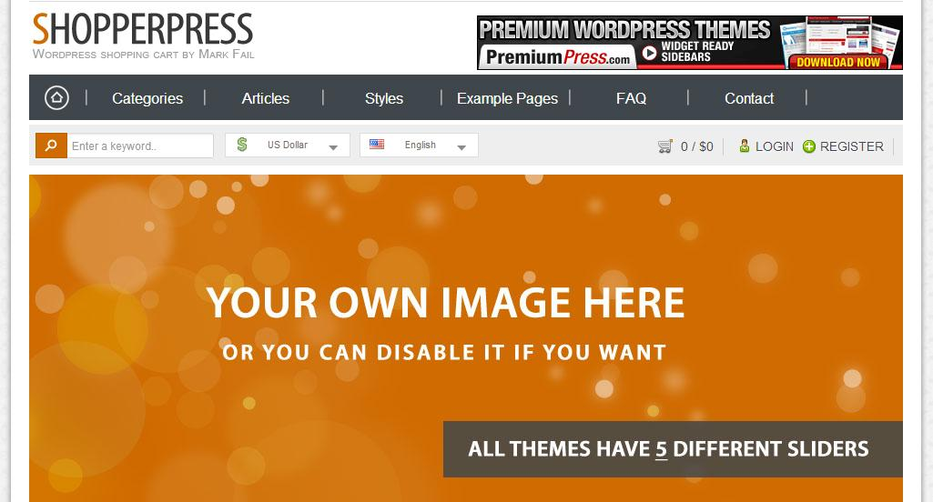 Best Premium WordPress Ecommerce Templates
