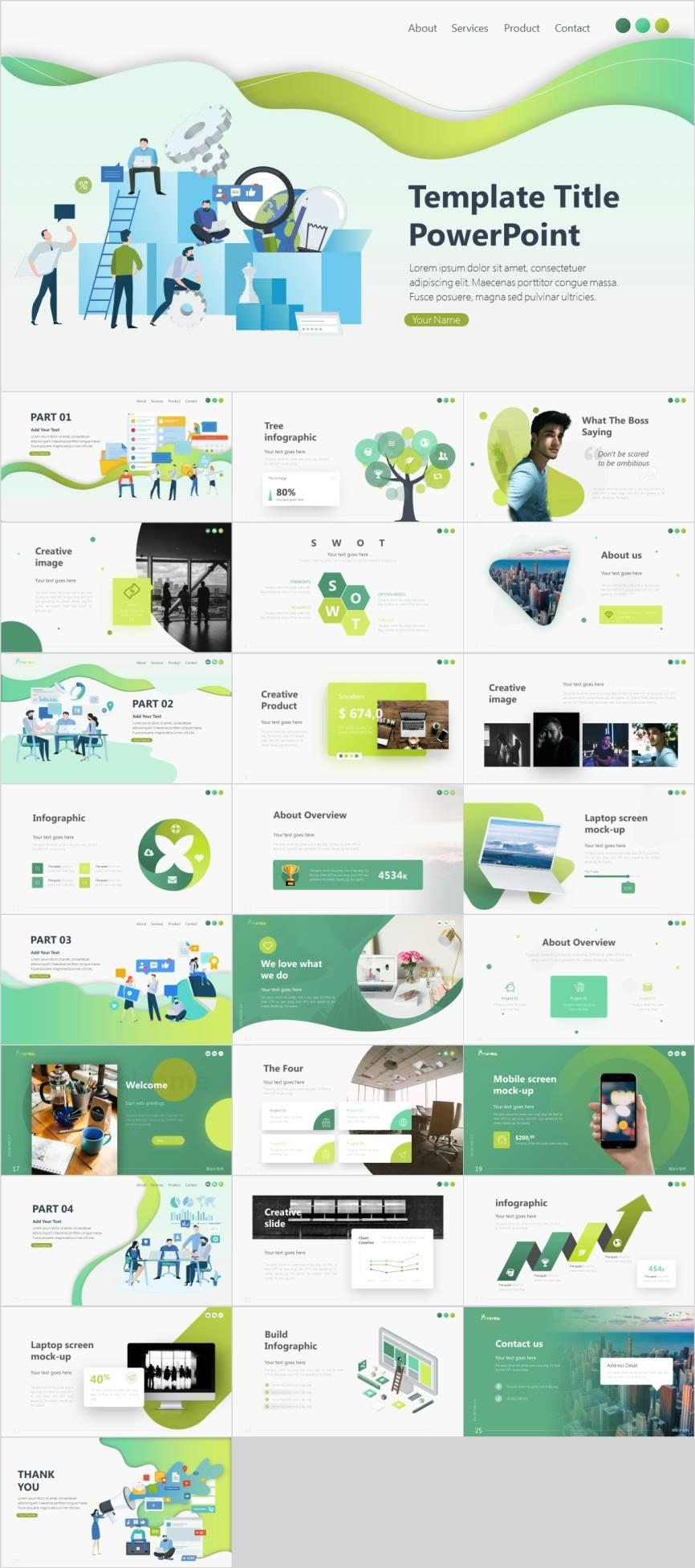Best Presentation Slides Templates