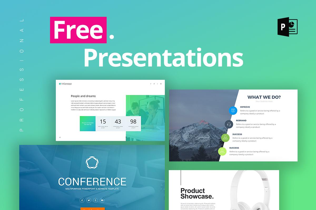 Best Templates For Powerpoint Presentations Free