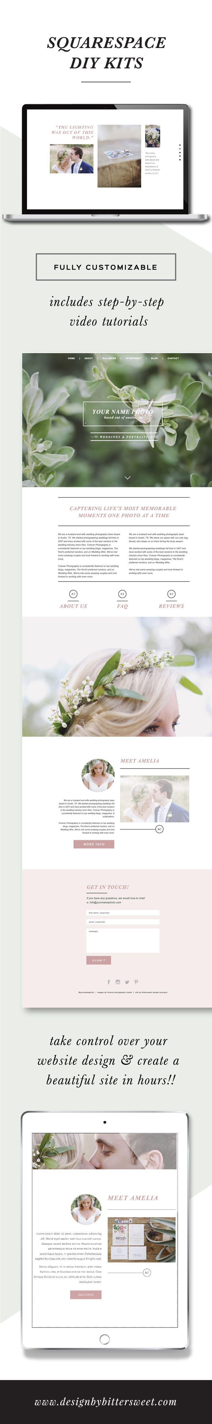 Best Website Templates On Squarespace