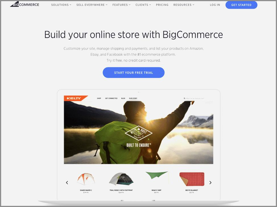 Bigcommerce Templates For Sale
