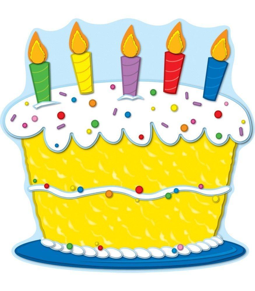 Birthday Cake Website Template