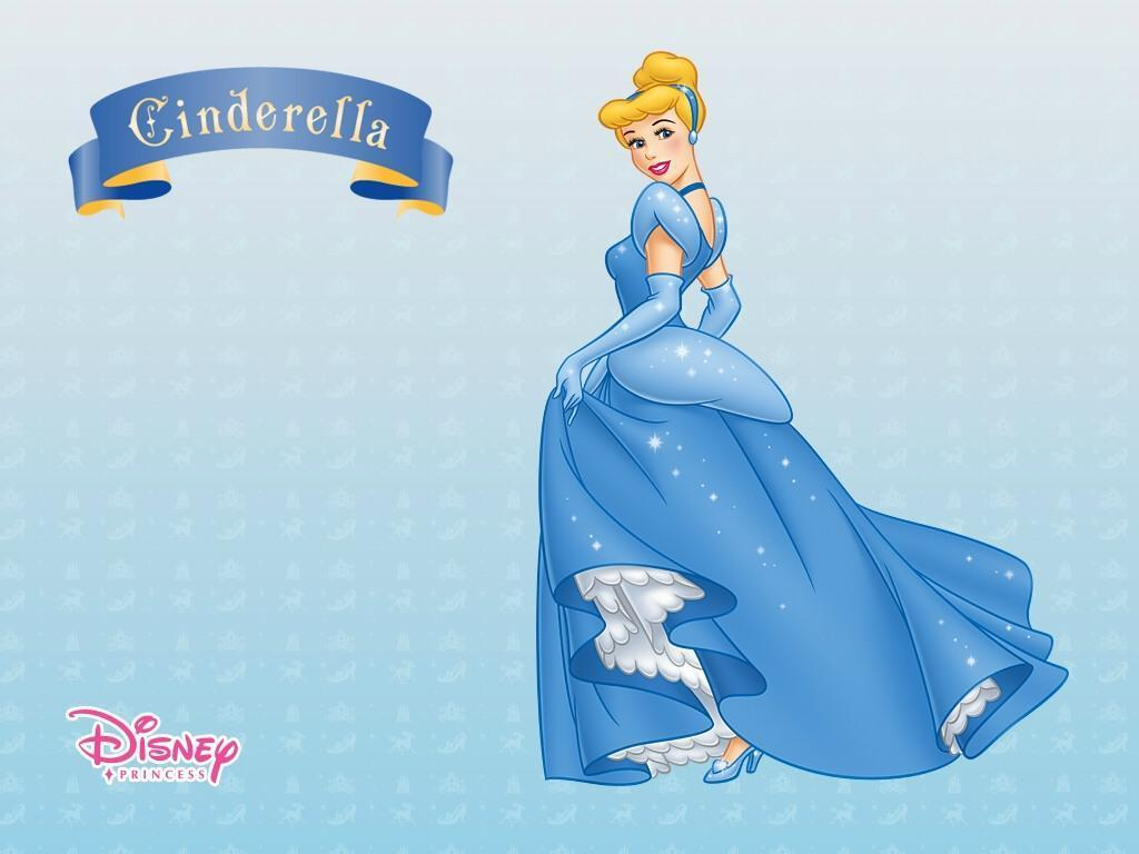 Blank Cinderella Invitation Template