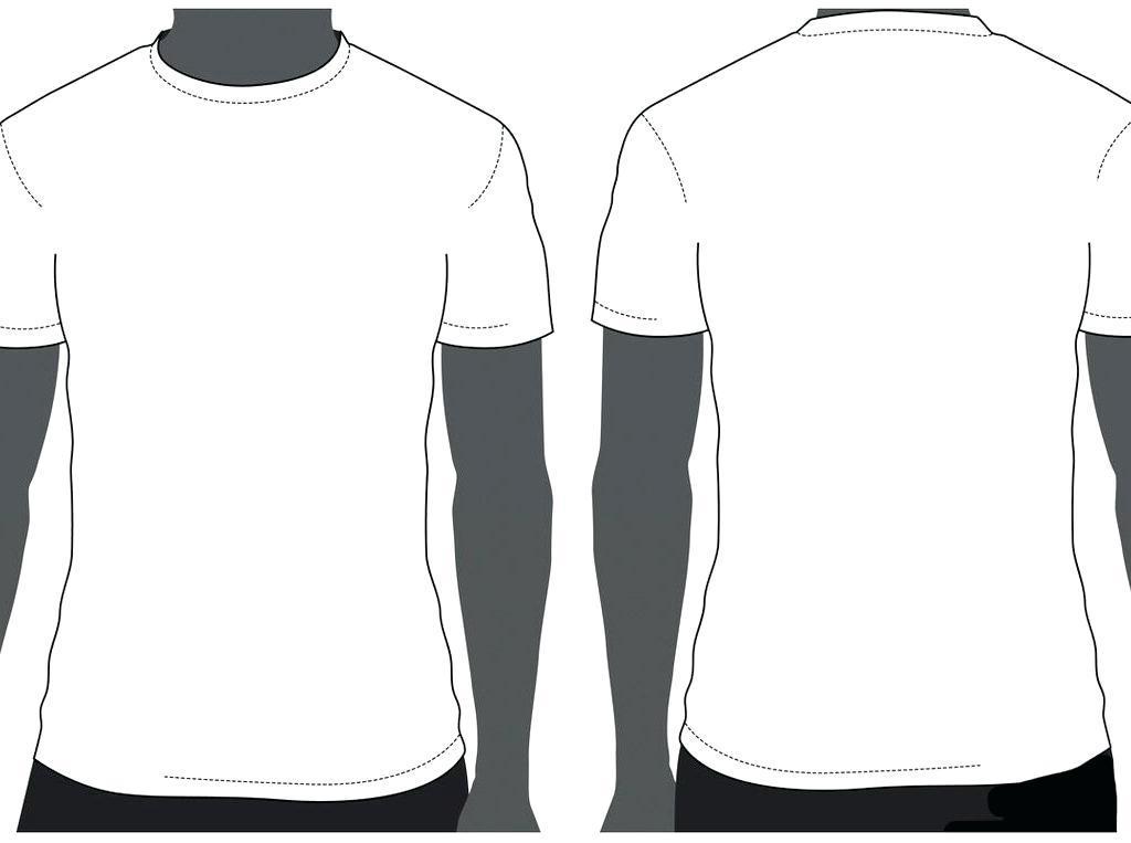 Blank Football Kit Design Template