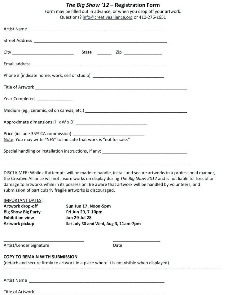 Blank Loan Agreement Forms