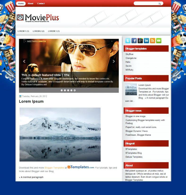 Blogger Templates Free Download Xml