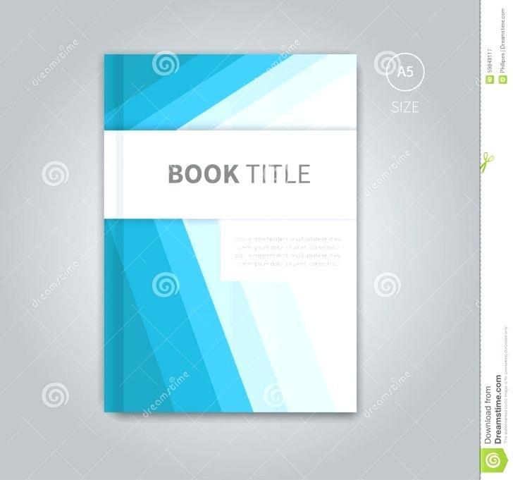 Book Cover Design Template Indesign