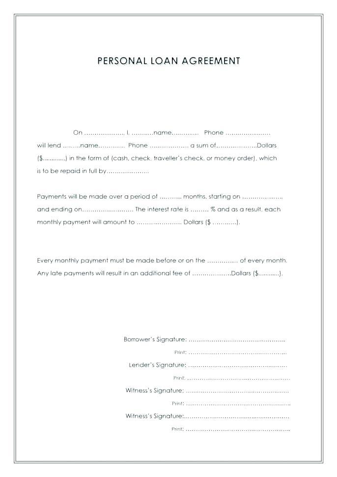 Booking Contract Example