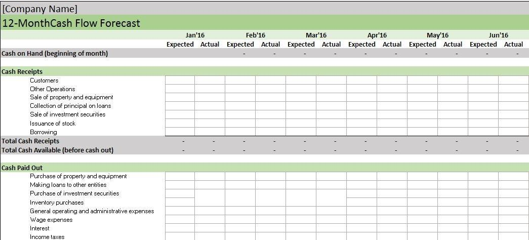 Bookkeeping Templates Excel