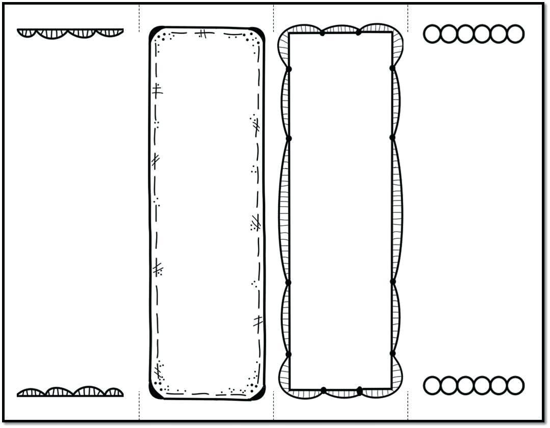 Bookmark Template To Print On Free