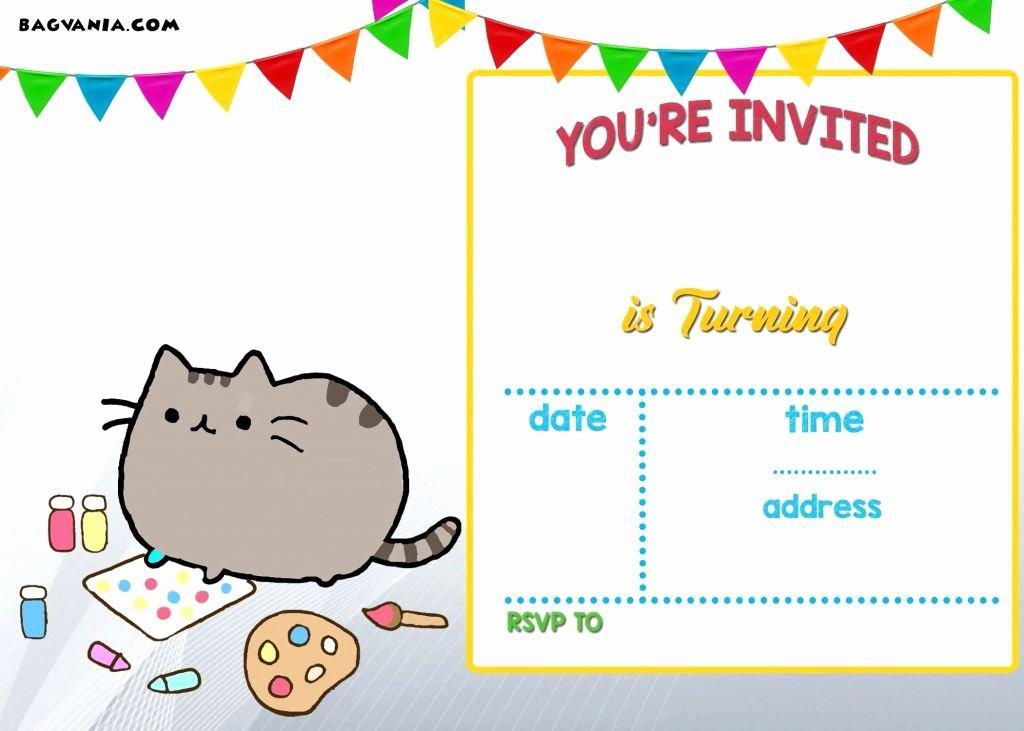 Bowling Birthday Invite Template