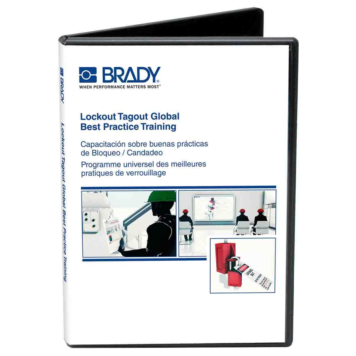 Brady Lockout Tagout Template