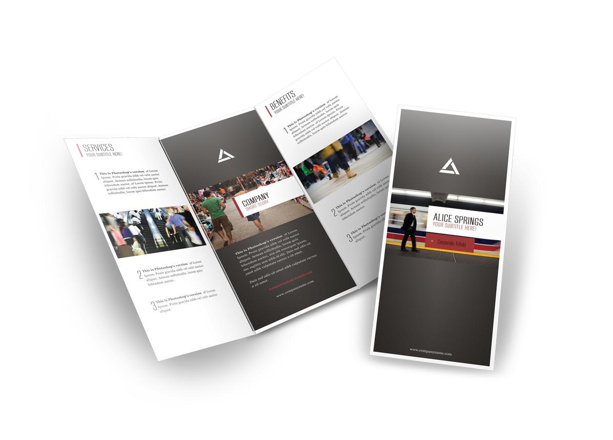 Brochure Booklet Templates Free