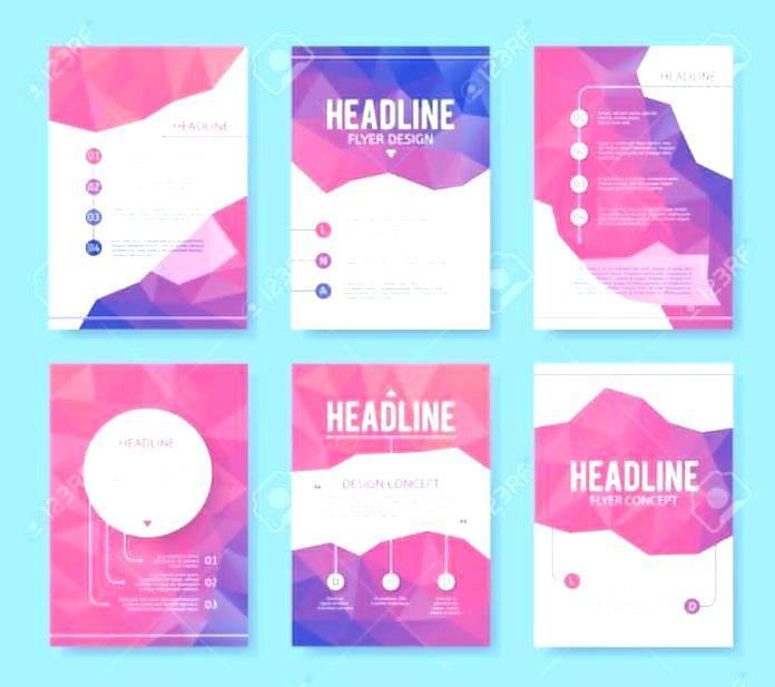 Brochure Design Templates Free Download Illustrator