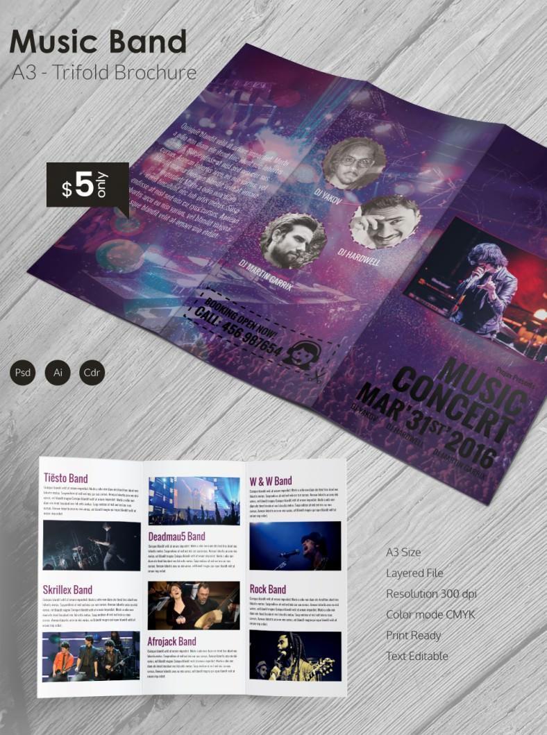 Brochure Design Templates Free Download Publisher