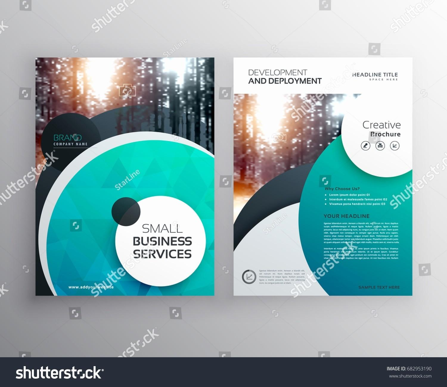 Brochure Maker Template