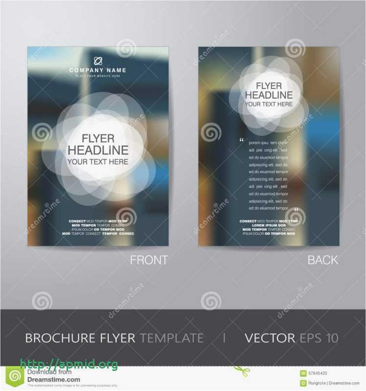 Brochure Templates Free Download Ai