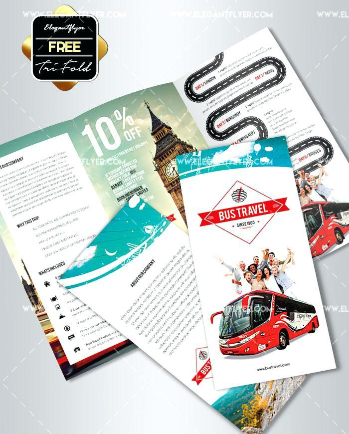 Brochure Templates Free Download For Photoshop