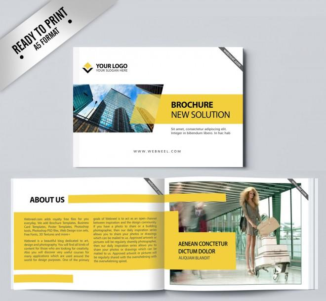 Brochure Templates Free Download Pdf