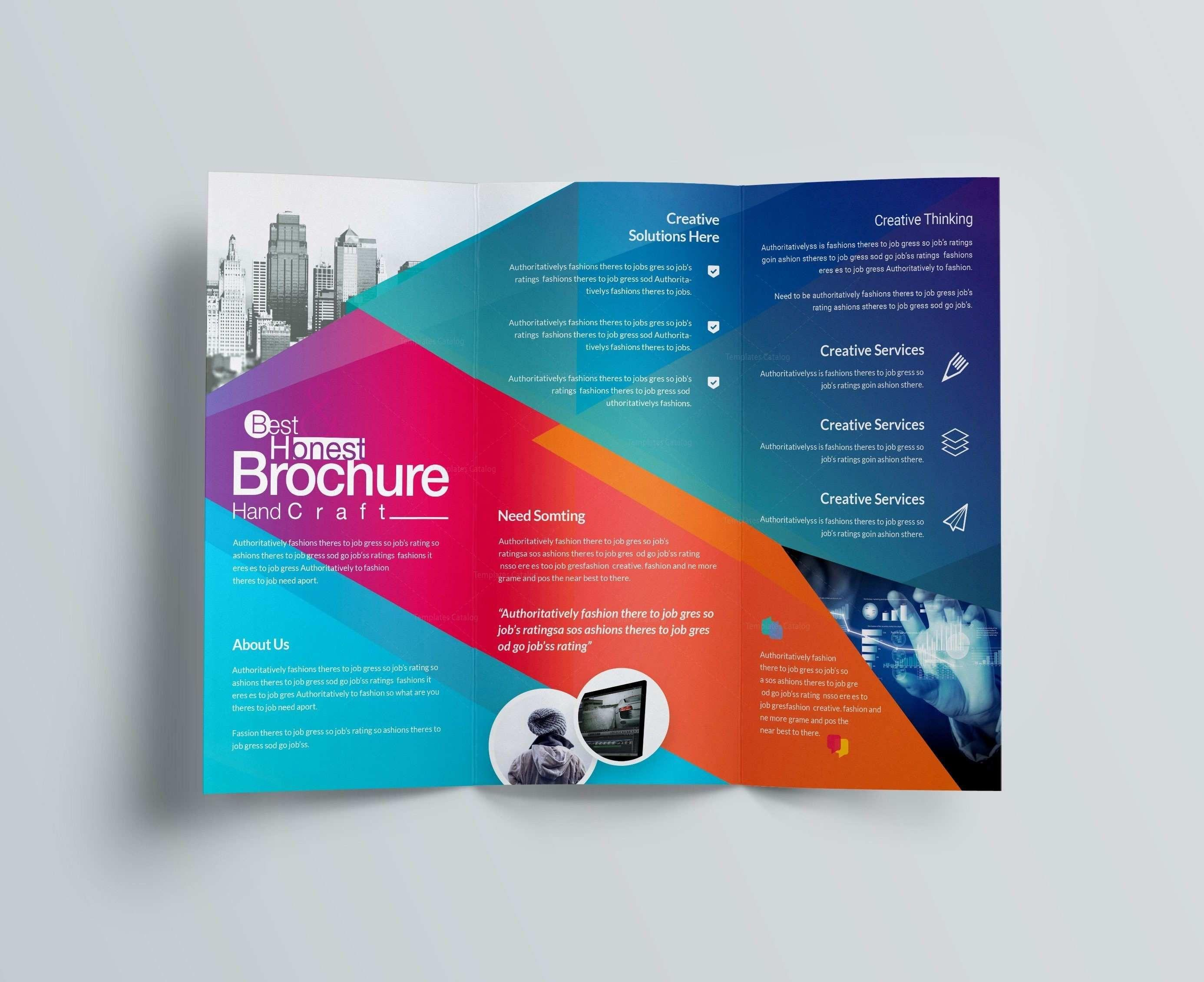 Brochure Templates Free Download Ppt