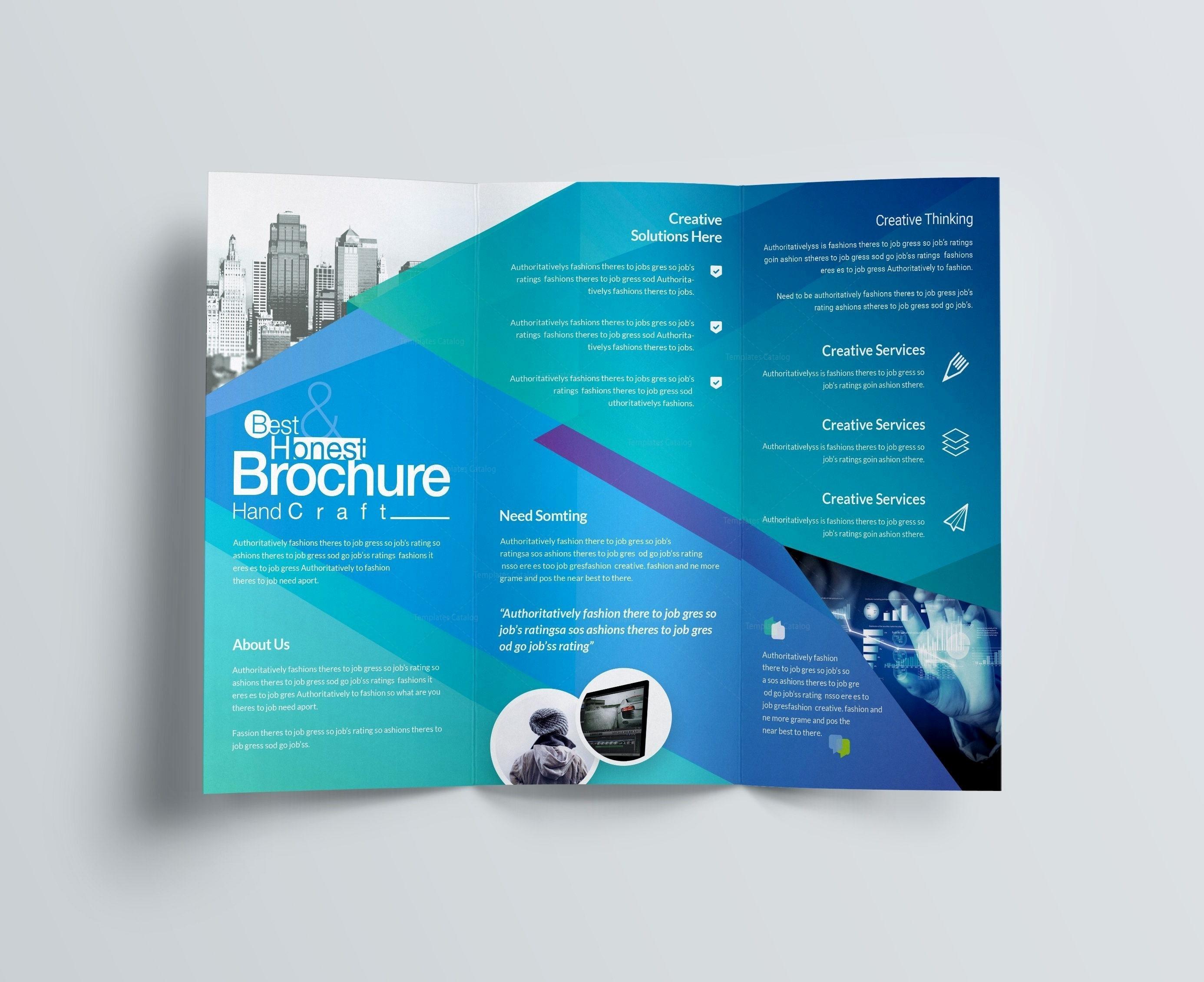 Brochures Templates Free Downloads Word