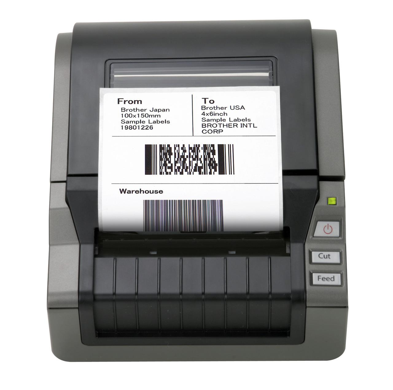 Brother Ql 570 Label Templates