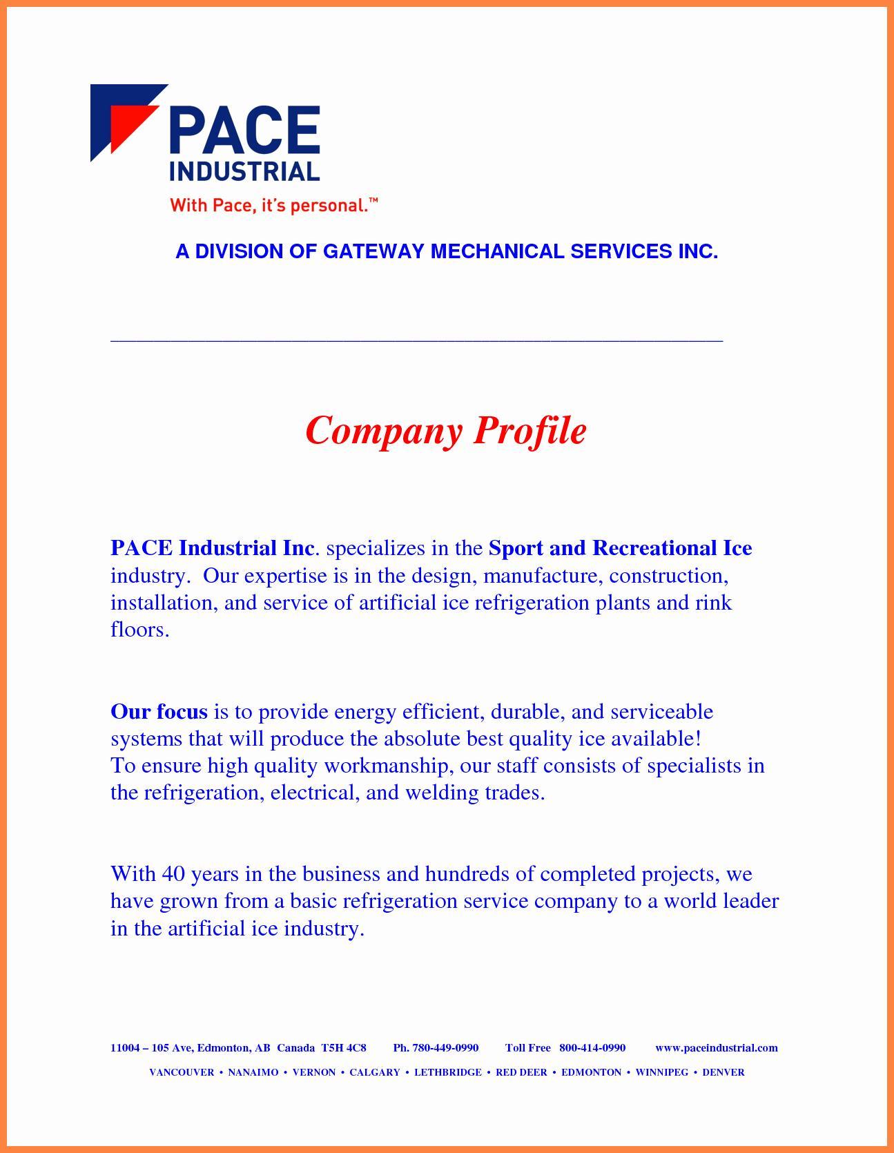 Building Company Letterhead Templates