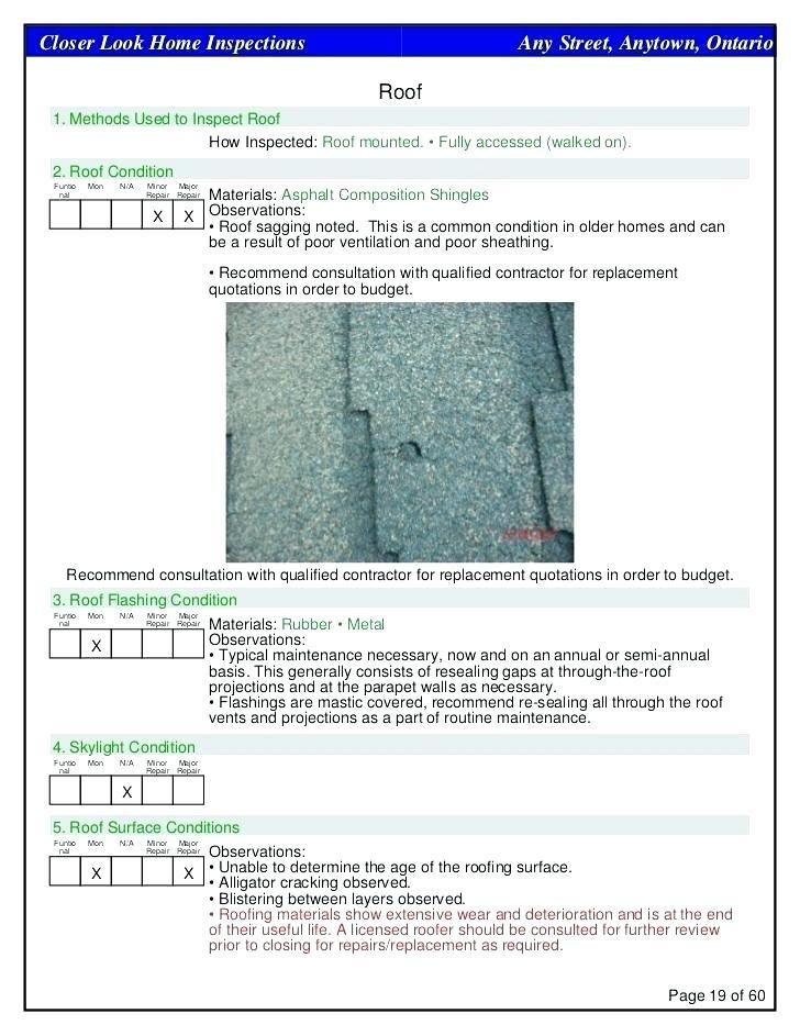 Building Condition Survey Questions