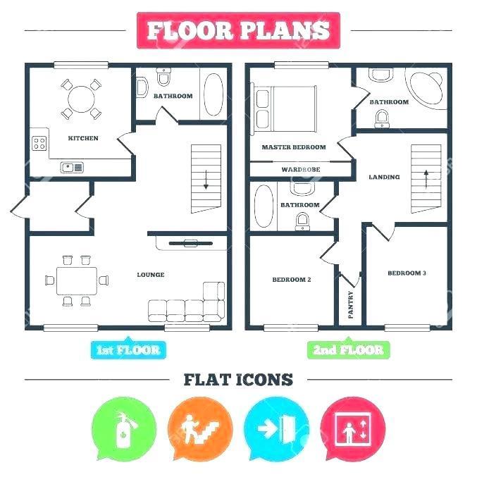 Building Evacuation Plan Example