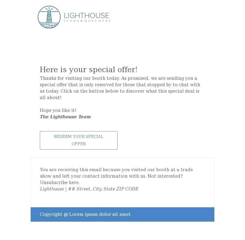 Bulk Email Html Template