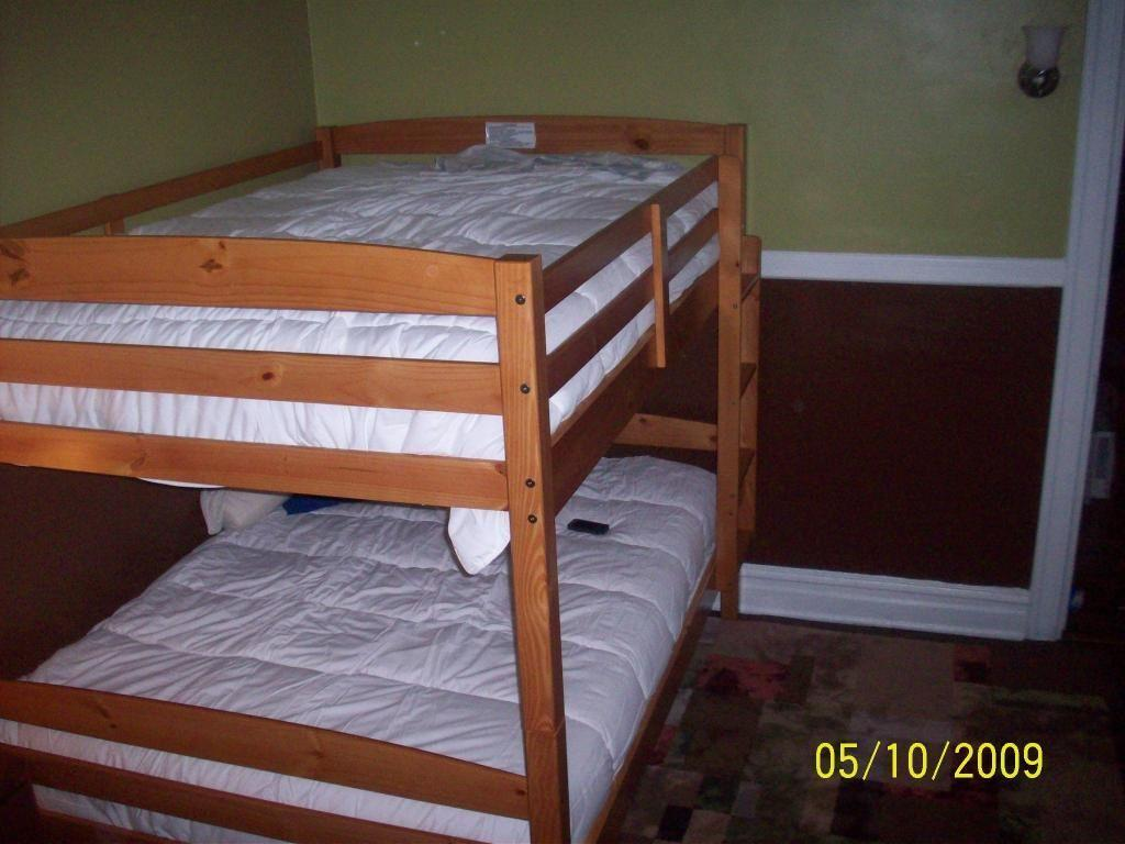 Bunk Bed Plans Full Over Full