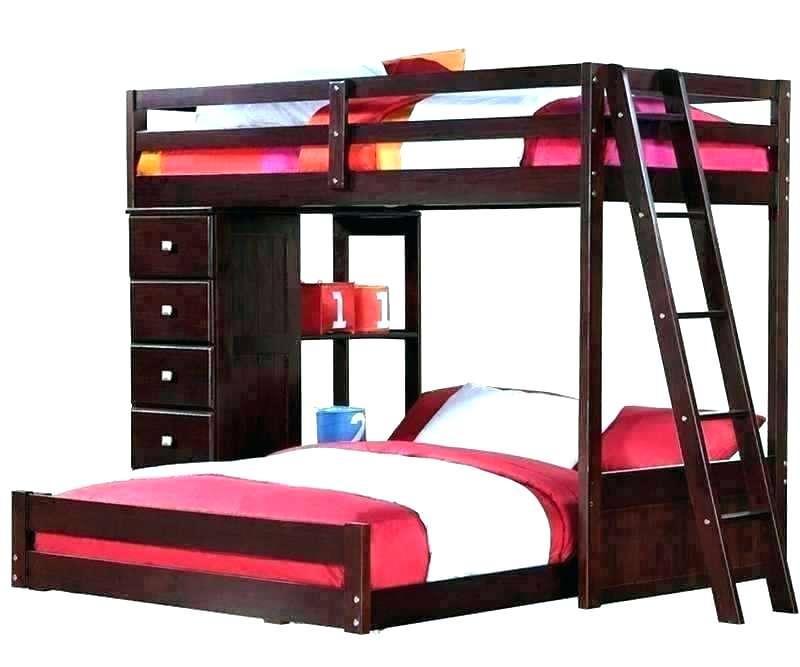 Bunk Bed Plans Twin Over Queen
