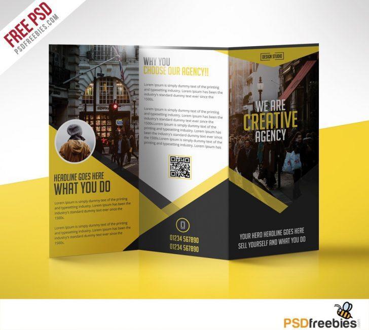 Business Brochure Templates Free Psd