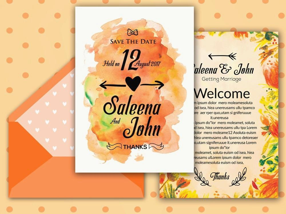 Business Event Invitation Card Templates