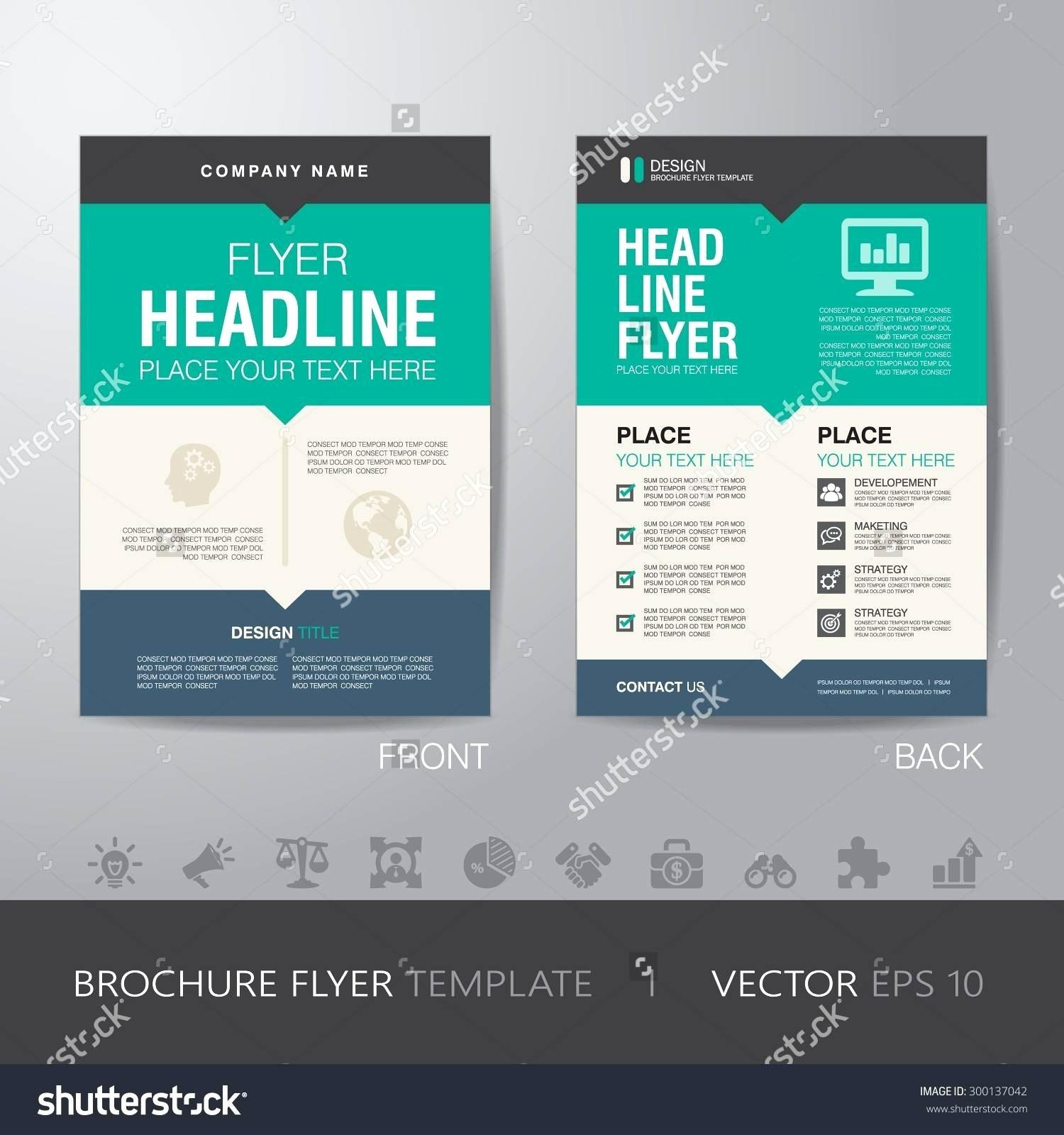 Business Flyer Templates Word Free