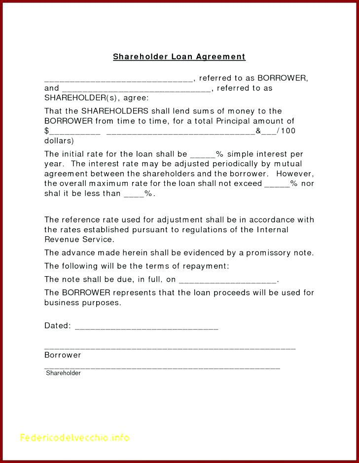 Business Loan Promissory Note Template