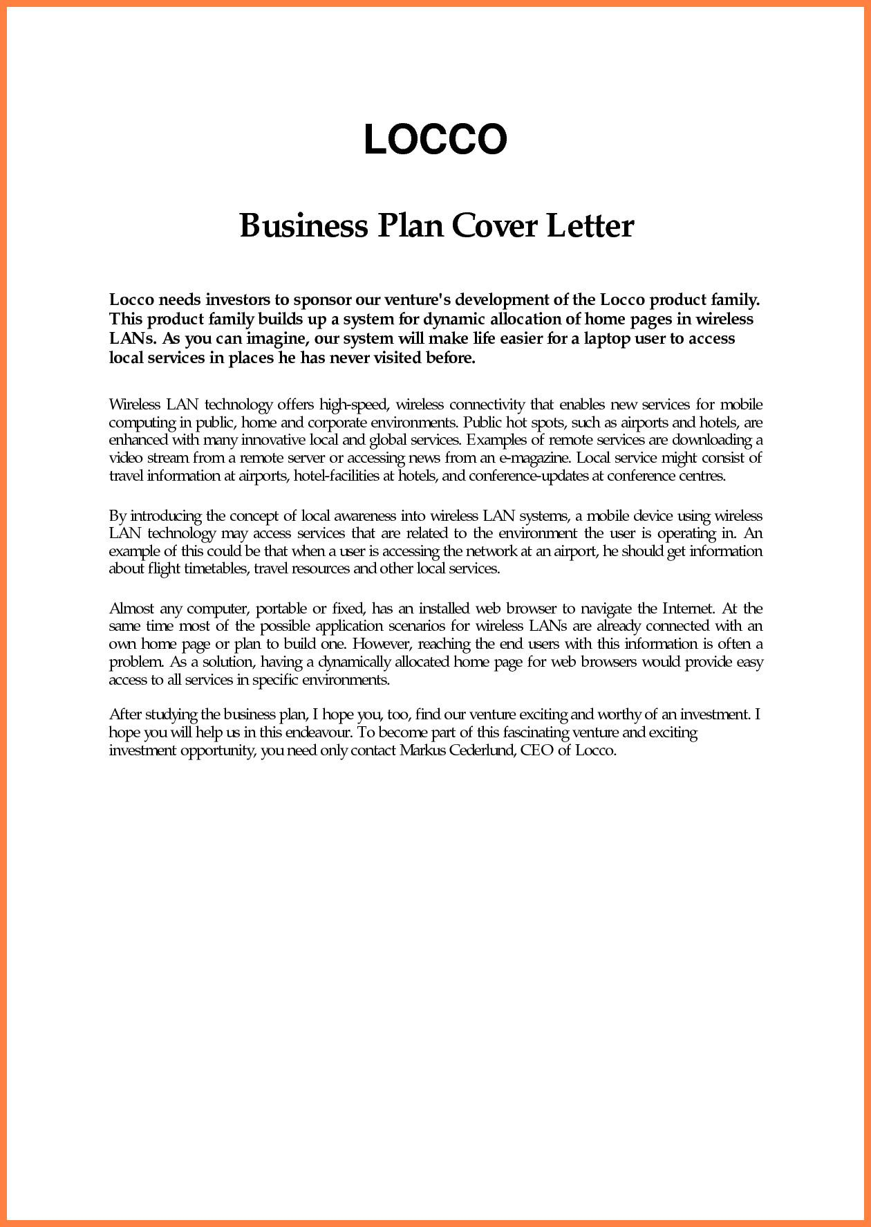 Business Plan Sample Internet Cafe