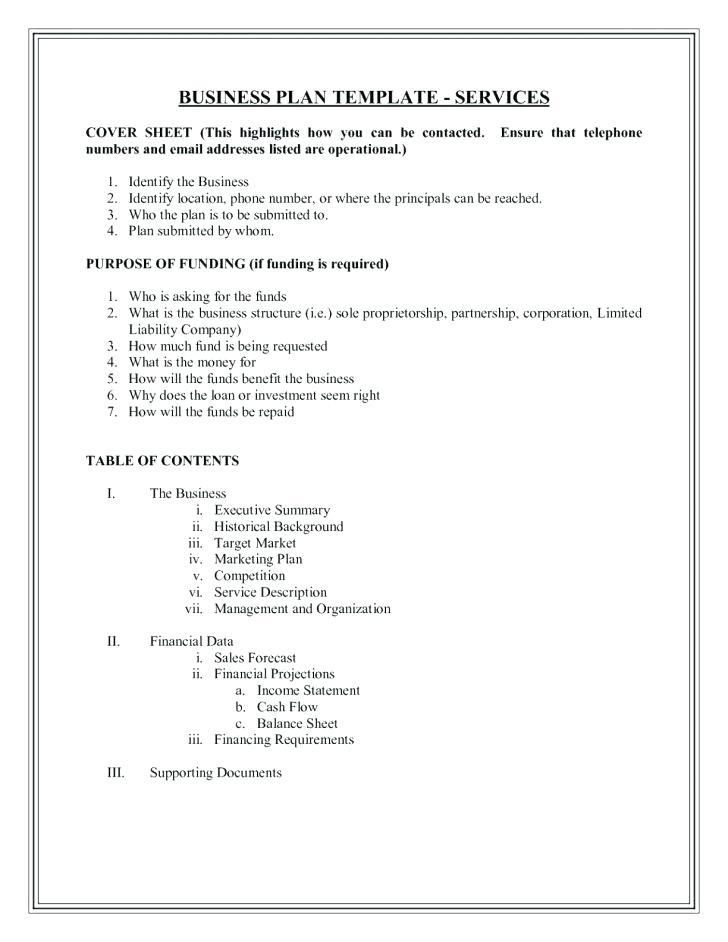 Business Plan Template For Flipping Houses