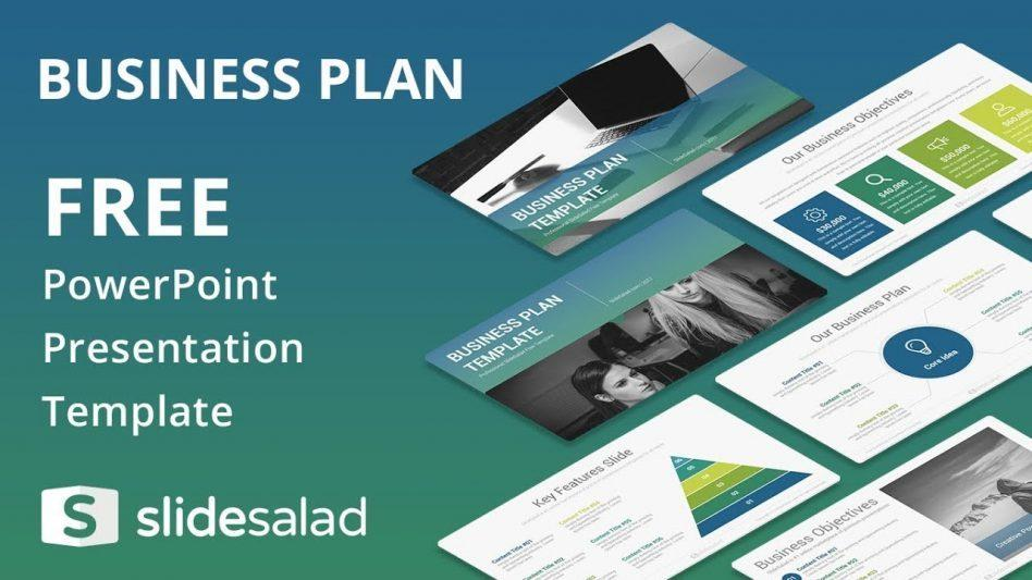 Business Plan Template Ppt Free