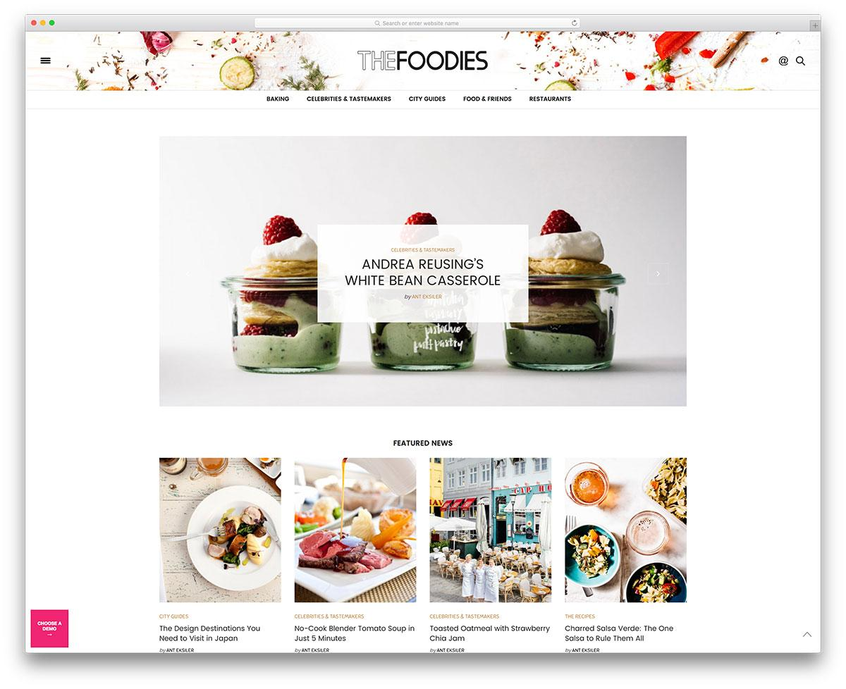 Cake Making Website Template