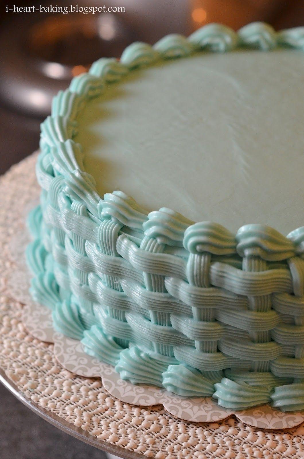 Cake Piping Designs
