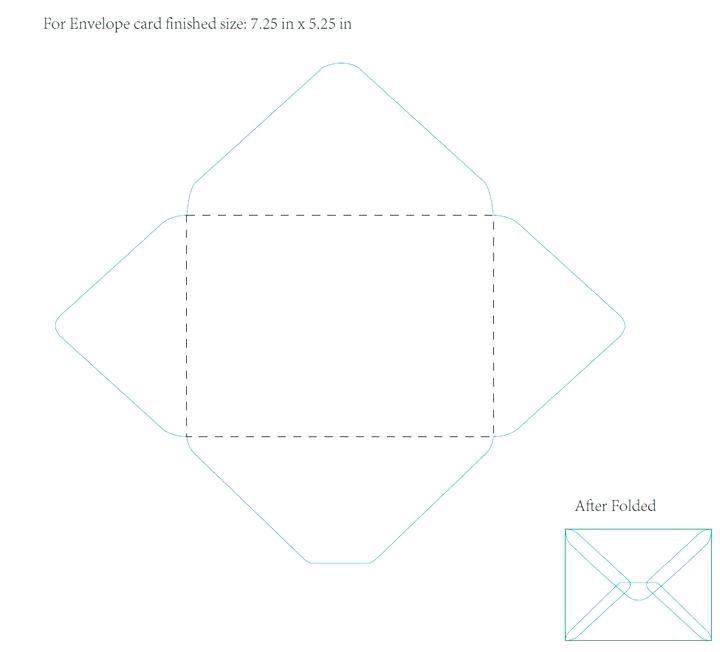 Calligraphy Templates For Envelopes