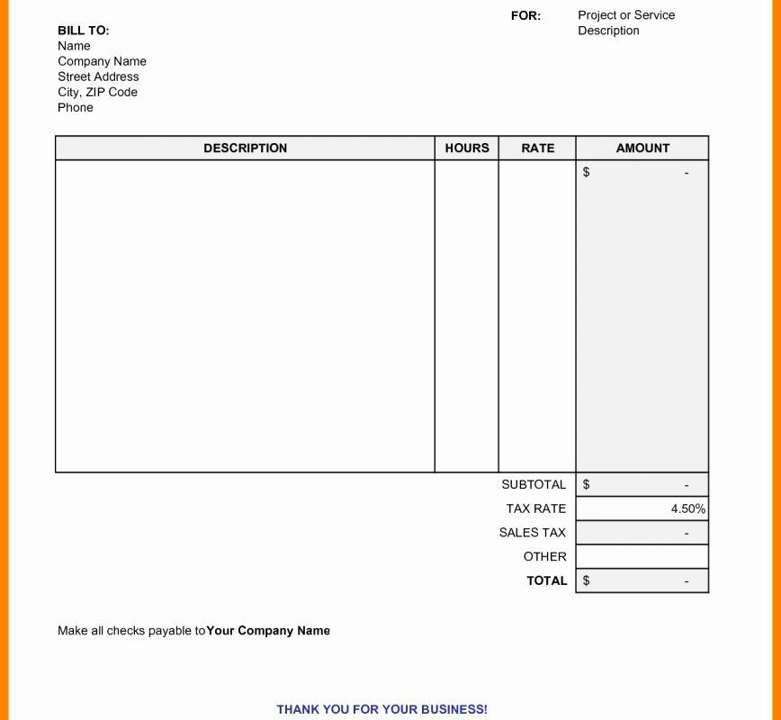 Car Sale Invoice Template Uk