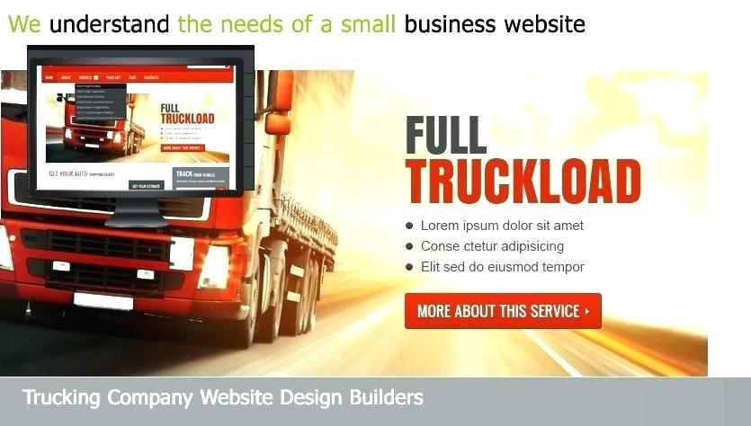 Cargo Website Templates Free Download