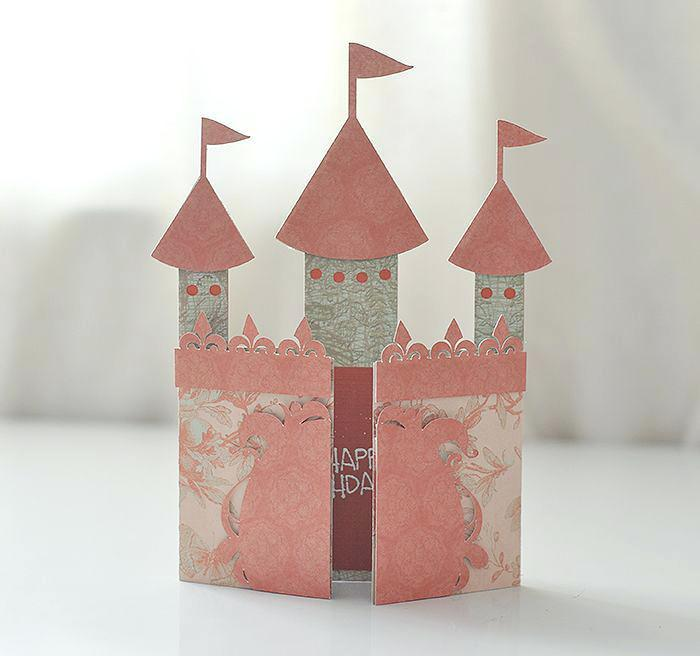 Castle Invitation Template