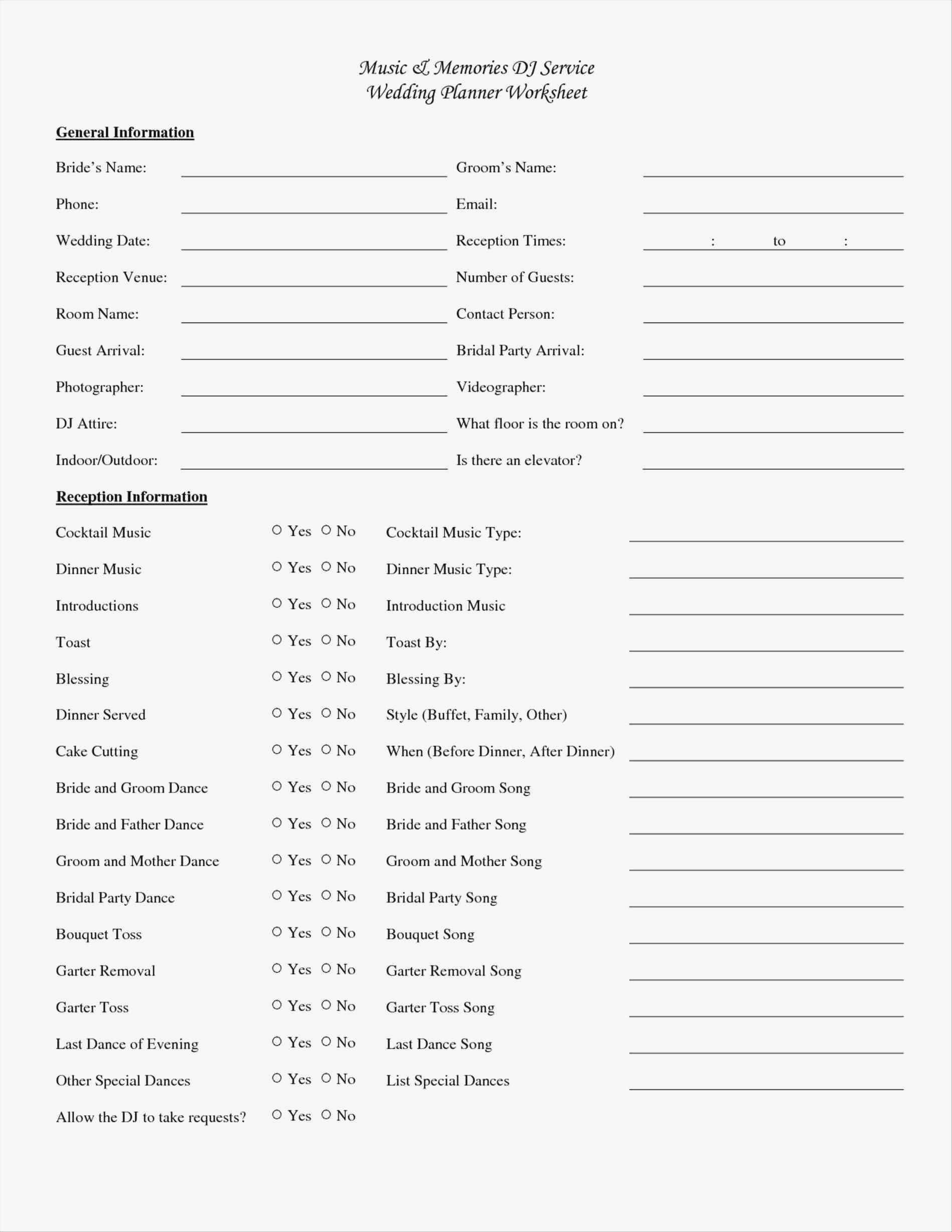 Catholic Wedding Booklet Template Free