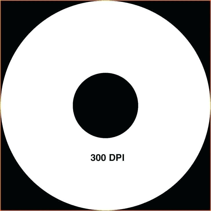 Cd Stomper Label Template Photoshop